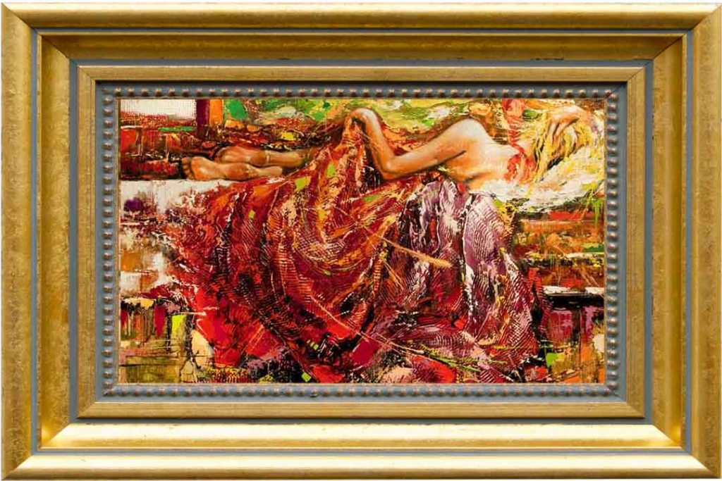 custom-framing-oil-paintings