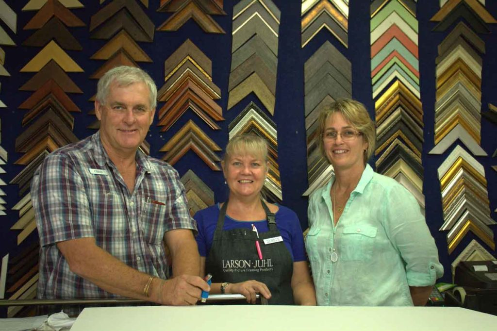 VIP-Picture-framing-Nambour-team